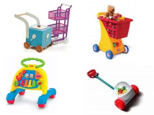 dicas de brinquedos para bebês