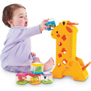 brinquedos que desenvolvem bebê