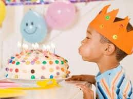 como organizar uma festa infantil simples