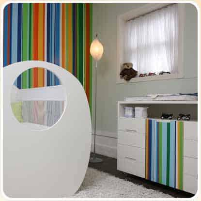cores de tintas para quarto de bebê