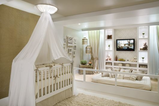 cores certas para quarto de bebê