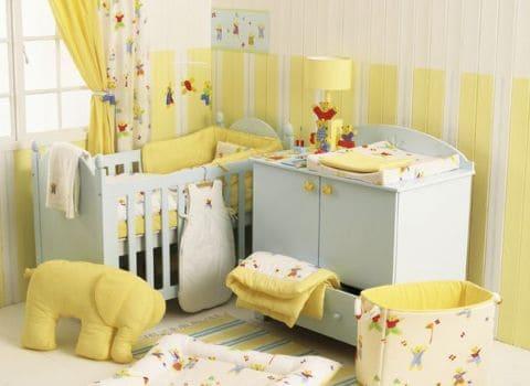 tipos de cores para quarto de bebê