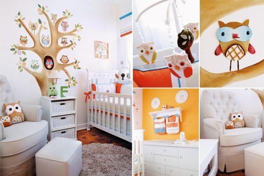 imagens de quarto decorado para bebê