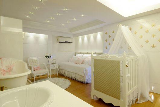cores calmas para quarto de bebê