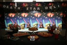 fazendo minha festa star wars