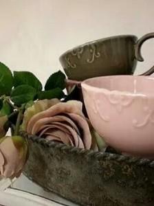 Ideias de decoração para chá de bebe rosa e marrom