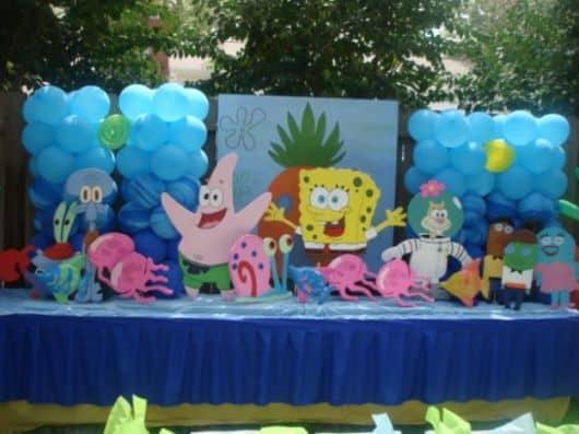 como organizar uma festa infantil com pouco dinheiro