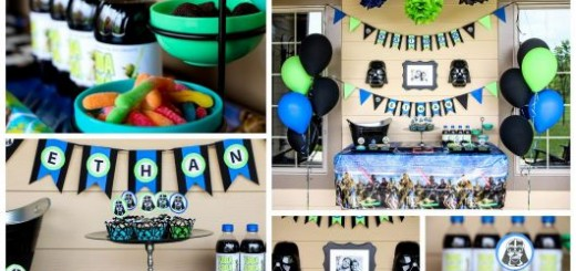 festa-Star-Wars-infantil-decoracao