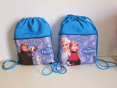 Festa do Frozen - lembrancinhas diferentes