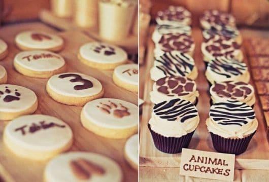 como fazer aniversário infantil do safari
