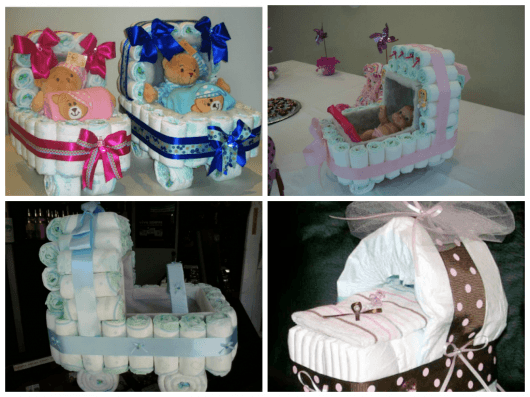 Fotos de ideias para festa de chá de bebê
