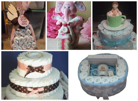 Fotos de enfeites para festa de bebê