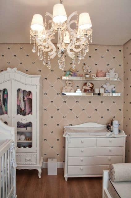 Dicas de lustre provençal para quarto de bebê - onde comprar