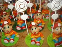 festa de 1 aninho cocoricó provençal