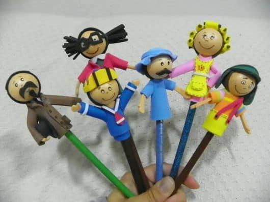 kit festa infantil do chaves