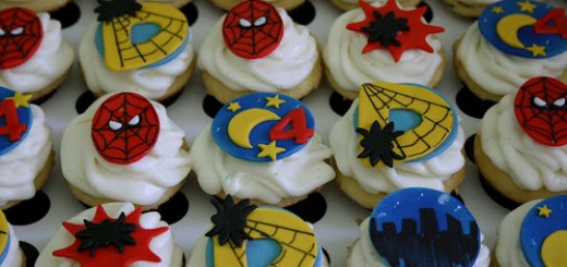 lembrancinha-homem-aranha-cupcake-dicas