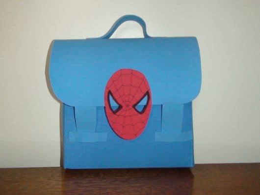 foto de artigo Spider-man em eva