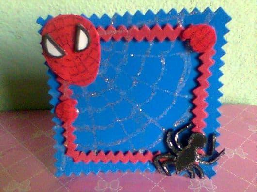 lembrancinhas do homem aranha para aniversário
