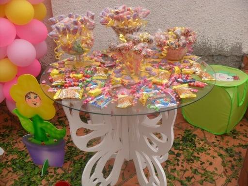 doces simples para aniversário de criança