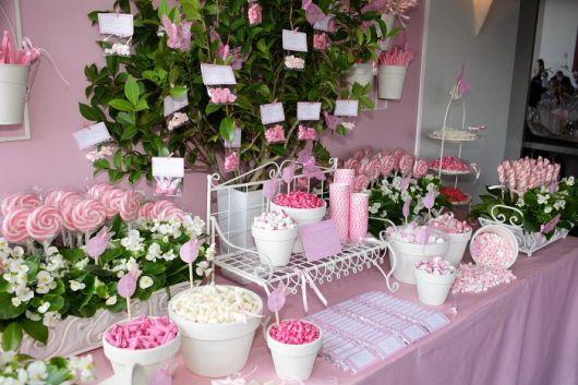 ideias de mesa de doces para festa infantil