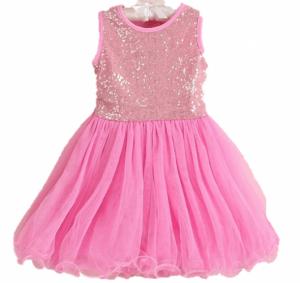 vestido modelo bailarina infantil
