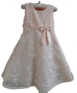 vestido de bebê feminino