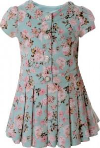 vestido infantil para verão