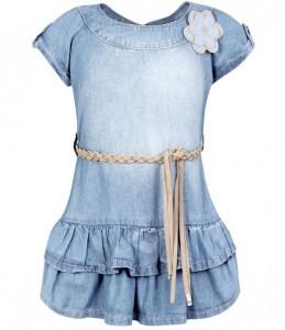 vestido infantil da moda
