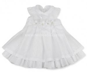 modelos de vestidos infantis com moldes