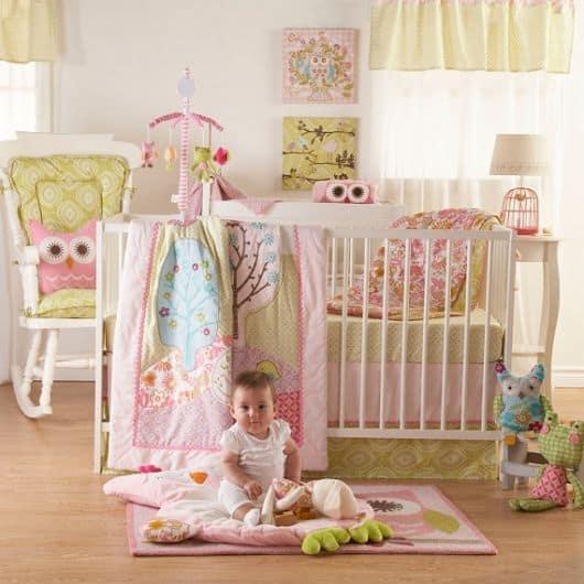 Como decorar quarto de bebê com estilo provençal passo a passo