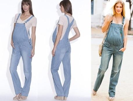 roupa para gestante usar na maternidade