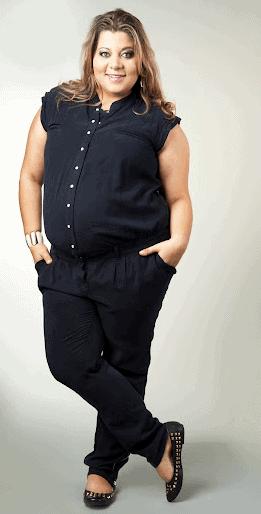roupas para gestantes gordas