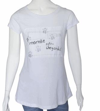 Modelos baratos de roupas de grávida