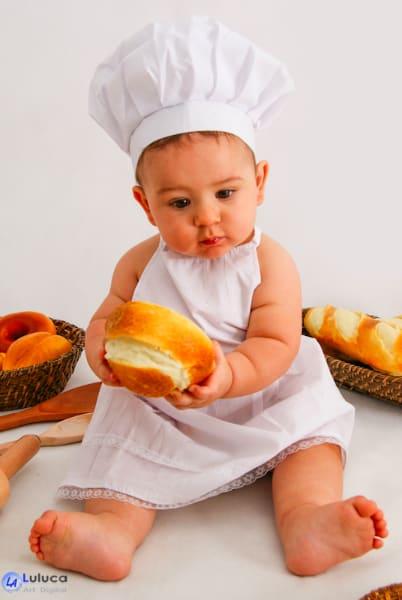 Dicas de poses para book de bebê diferente