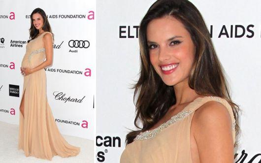 modelo para grávidas gordas