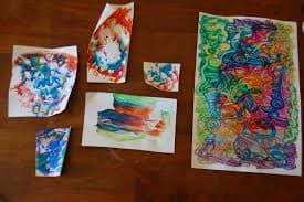 atividades para aula de artes