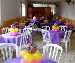 festa backyardigans passo a passo - centros de mesa
