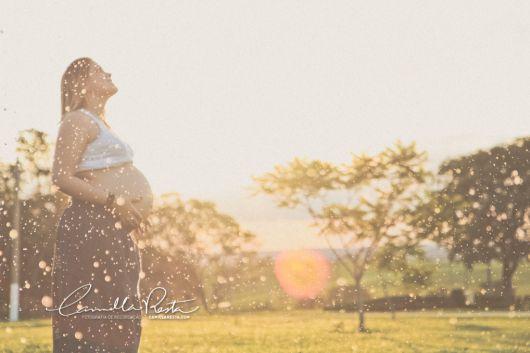 Ideias de fotografias para grávida