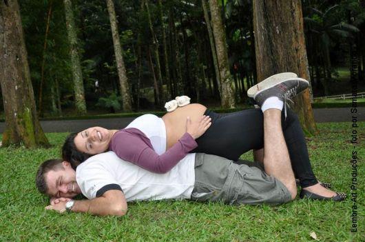 poses para ensaio de grávida com marido