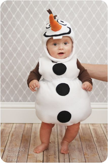 fantasia Frozen para bebê