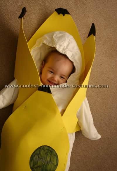 como fazer fantasias para bebê