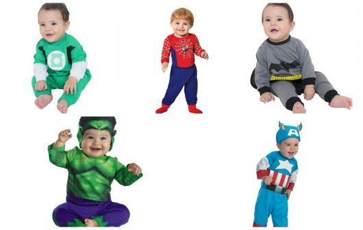 fantasias para bebê de 1 ano menino