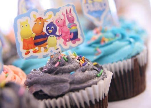 ideias de aniversário backyardigans