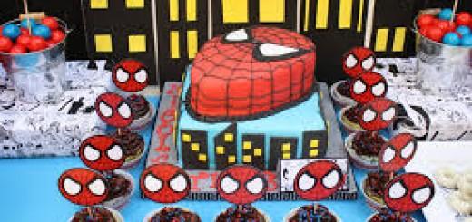 festa-homem-aranha-cupcakes