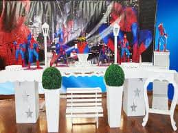 Ideias de Festa provençal Spider Man