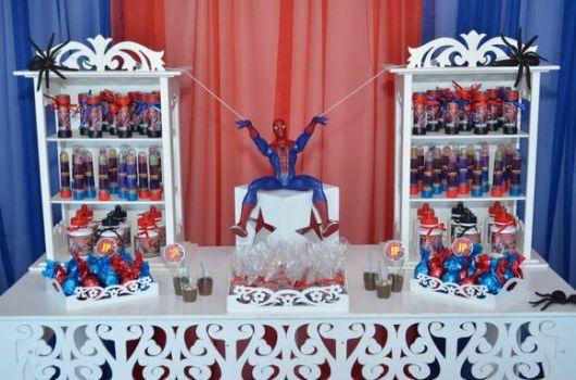 festa do homem aranha provençal