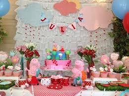 fotos de aniversário Peppa Pig