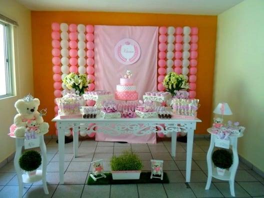 foto de aniversário infantil peppa pig provençal simples