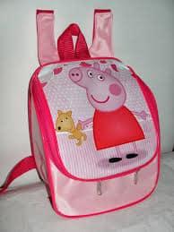 bolsa feminina Peppa Pig