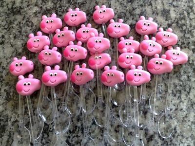 lembrancinhas para festa da peppa pig